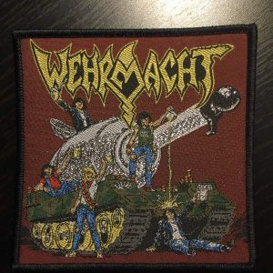 WEHRMACHT – Biermacht Patch Patches