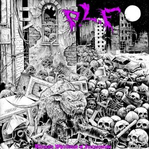 """P.L.F.  – Ultimate Whirlwind Of Incineration LP 12"""" Vinyl Records"""