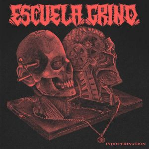 "ESCUELA GRIND – Indoctrination LP 12"" Vinyl Records"