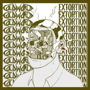 "COLD WORLD / EXTORTION – split LP 12"" Vinyl Records"