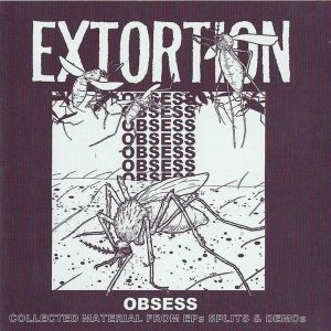 EXTORTION – Obsess CD CDs