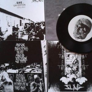 "SLAG – s/t 7″ 7"" Vinyl Records"