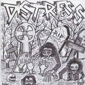 """DISTRESS – Divide And Conquer 7″ 7"""" Vinyl Records"""