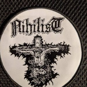 NIHILIST – Carnal Leftovers Patch Patches