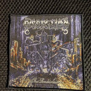 DISSECTION – The Somberlain Patch Patches