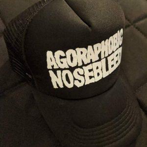 AGORAPHOBIC NOSEBLEED (hat) Hats