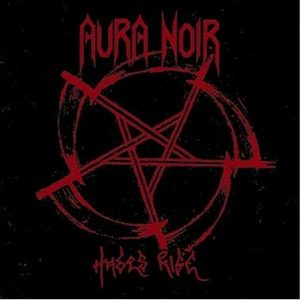 "AURA NOIR – Hades Rise LP 12"" Vinyl Records"