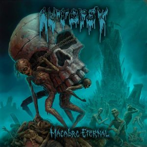 AUTOPSY – Macabre Eternal CD CDs