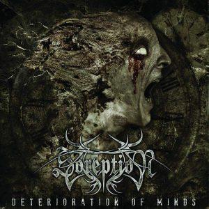 SOREPTION – Deterioration of Minds CD CDs
