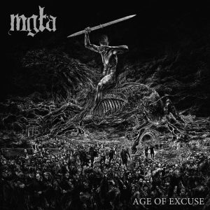 "MGLA – Age Of Excuse LP 12"" Vinyl Records"