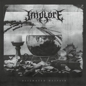 "IMPLORE – Alienated Despair LP 12"" Vinyl Records"