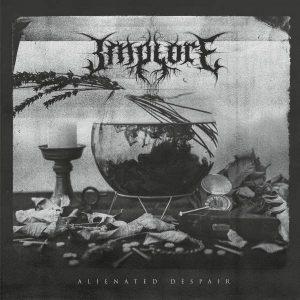 """IMPLORE – Alienated Despair LP 12"""" Vinyl Records"""