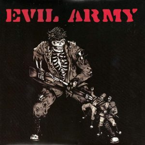 EVIL ARMY – s / t 12″ (2nd hand) 2nd Hand Vinyl LP