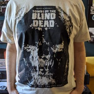 Tombs of The Blind Dead T-shirt T-shirts