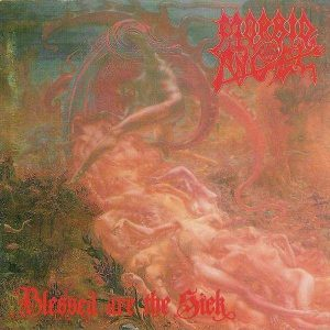 MORBID ANGEL – Blessed Are the Sick with DVD CD (2nd Hand) 2nd Hand CDs
