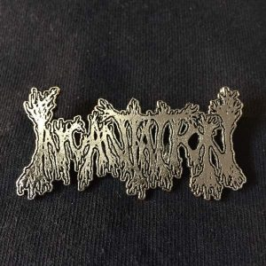 INCANTATION Logo Enamel Pin Pins & Enamel Pins