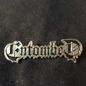 ENTOMBED Logo Enamel Pin Pins & Enamel Pins