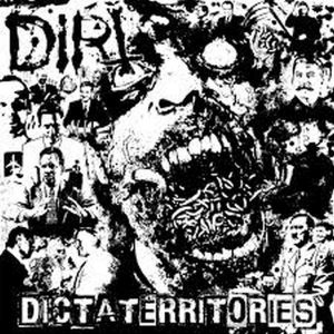 "DIRT – Dictaterritories 7″ 7"" Vinyl Records"