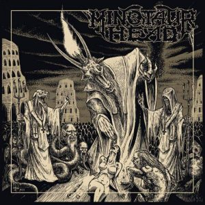 "MINOTAUR HEAD – s/t LP 12"" Vinyl Records"