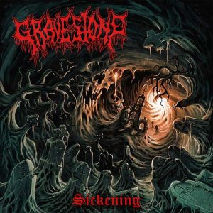 GRAVESTONE – Sickening CD CDs