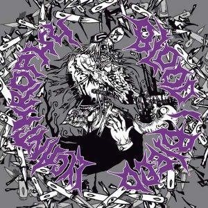 BLOOD I BLEED / LYCANTHROPY – split CD CDs
