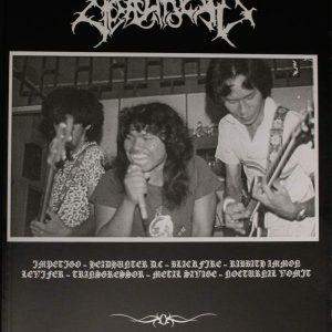 Deadhead Fanzine #4 Zine Zines