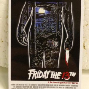 Friday The 13th Magnet Magnets