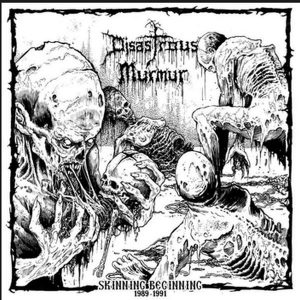 "DISASTROUS MURMUR – Skinning Beginning 1989-1991 LP 12"" Vinyl Records"