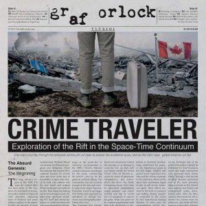 "GRAF ORLOCK – Crime Traveler LP 12"" Vinyl Records"
