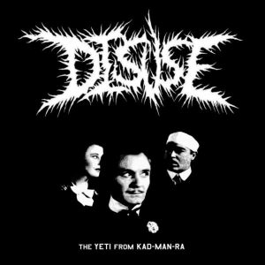 DISUSE – The Yeti From Kad-Man-Ra CD CDs