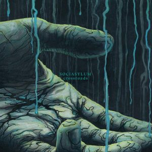 "SOCIASYLUM – Crossroads LP 12"" Vinyl Records"
