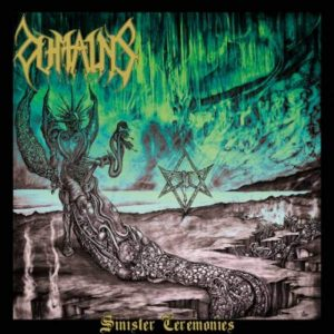 DOMAINS – Sinister Ceremonies CD CDs