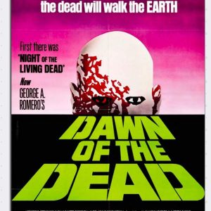 Dawn Of The Dead Magnet Magnets