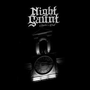 """NIGHT GAUNT – Jupiter's Fall 7″ 7"""" Vinyl Records"""