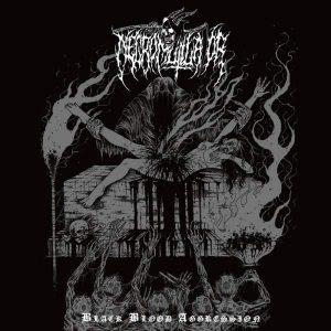 NECROMUTILATOR – Black Blood Aggression CD CDs