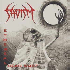 "SADISM – Ethereal Dead Cult LP 12"" Vinyl Records"