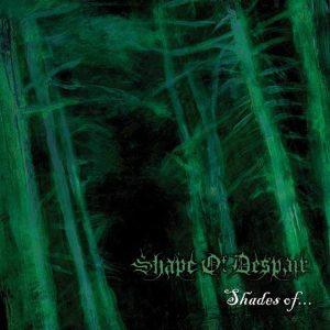 "SHAPE OF DESPAIR – Shades Of… LP 12"" Vinyl Records"