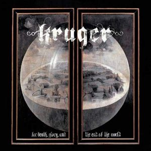KRUGER – For Death… CD CDs