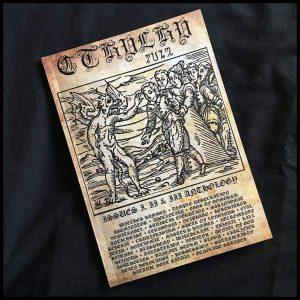 Cthulhu Zine: Issues 1, 2 & 3 Anthology Zine Zines