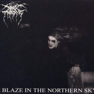 "DARKTHRONE – A Blaze in the Northern Sky LP 12"" Vinyl Records"