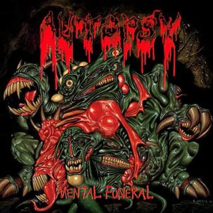 AUTOPSY – Mental Funeral CD CDs