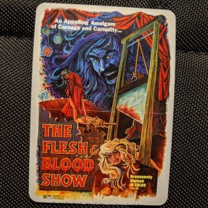 Flesh And Blood Show Magnet Magnets