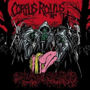 "CORPUS ROTTUS – Ritual Of Silence LP 12"" Vinyl Records"