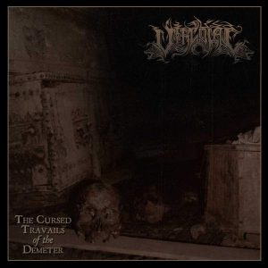 VIRCOLAC – The Cursed Travails Of The Demeter CD CDs