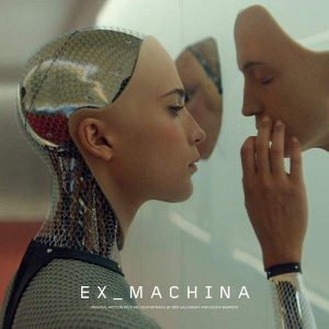 BEN SALISBURY / GEOFF BARROW – Ex Machina OST CD CDs