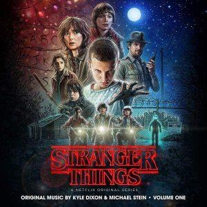 KYLE DIXON / MICHAEL STEIN – Stranger Things Season 1 OST CD CDs