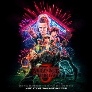 KYLE DIXON / MICHAEL STEIN – Stranger Things Season 3 OST CD CDs