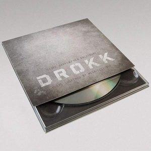 BEN SALISBURY / GEOFF BARROW – Drokk: Music Inspired By Mega City One CD CDs