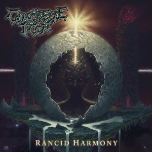 CONCRETE ICON – Rancid Harmony CD CDs