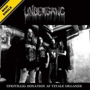 "UNDERGANG – Ufrivilling Donation Af Vitale Organer 12″ 12"" Vinyl Records"